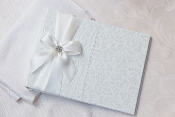 wedding wish book