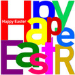 Happy Easter  #150309-02