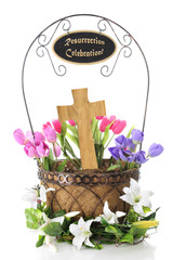 Basketful of Easter