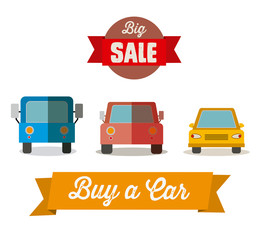 Sale Car Design