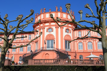 Wiesbaden, Biebricher Schloss (März 2015)