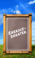 Strassenschild 34 - Energieberater