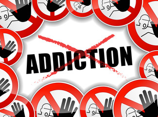 stop addiction problems