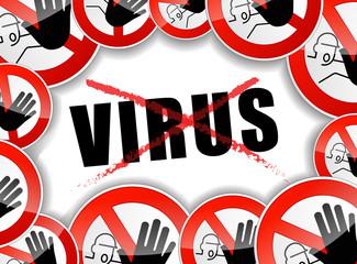 stop virus problems