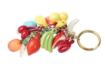 Key Chain With Trinket