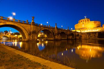 Roma Castel Sant' Angelo