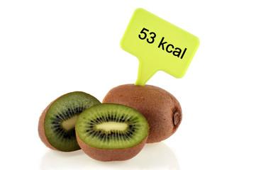 Kiwis et calories
