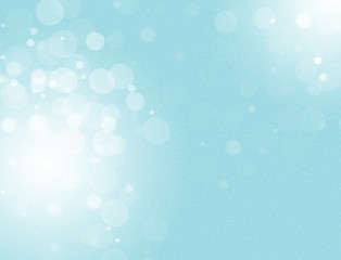 Abstract blue graphics background for design