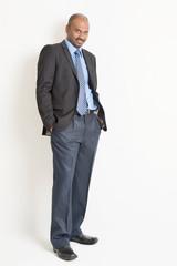 Indian businessman in formalwear