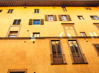 Florentine building facade