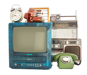 Old household items