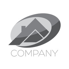 real estate logotype