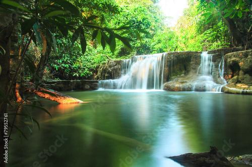 Obraz na Plexi Waterfall