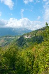 Montenegro. Mountains.