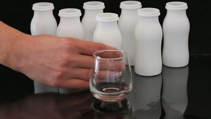 Milk probiotics
