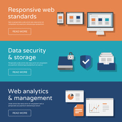 Data security & management tools for web