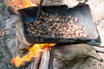 homemade roast cashew nut