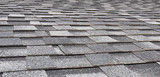 Asphalt Roofing Shingles Background