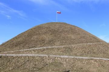 Poland - Piekary Slaskie Liberation Mound
