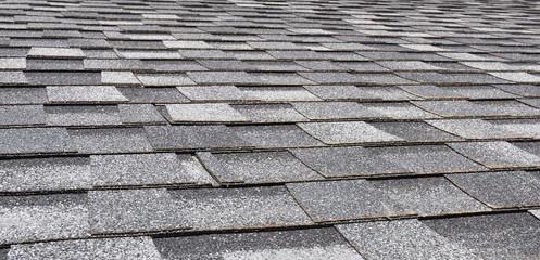 Asphalt Roofing Shingles Background