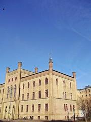 Neugotischen Amtsgericht Prenzlau
