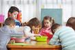 Kindergarten activity - 79562343