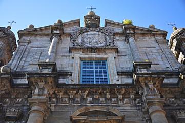 Pontevedra, Galicia, iglesia de San Bartolomé, barroco