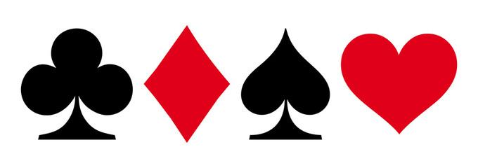 Poker Cards Symbols