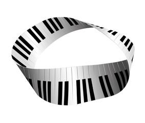 Piano Moebius