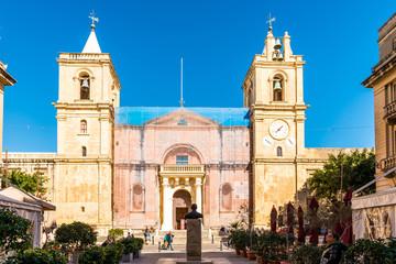 Co-Cathédrale Saint Jean à La Valette, Malte