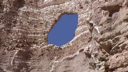 Erosion Area