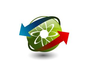 eco atom proccess