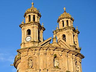 Iglesia de la Virgen Peregrina, Pontevedra, Galicia, España