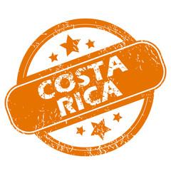 Costa Rica grunge icon
