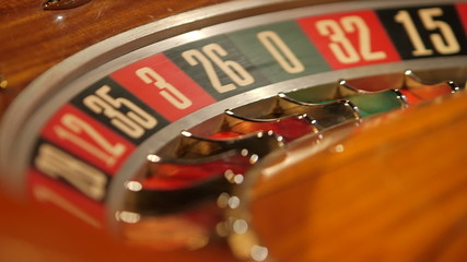 CU Roulette Wheel spins