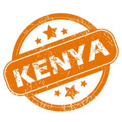 Kenya grunge icon