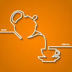 Tea Time Line