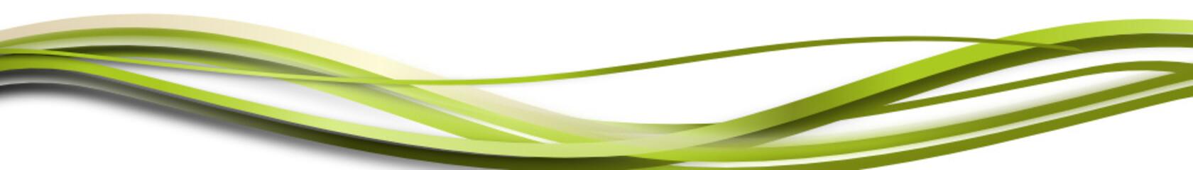 wellen grün hintergrund