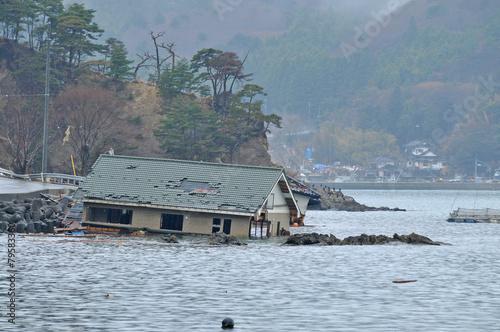 東日本大震災津波災害 - 79583360