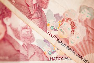Belgian francs