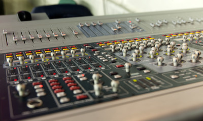 console sound engineer