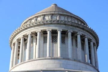 Grant Memorial in New York City