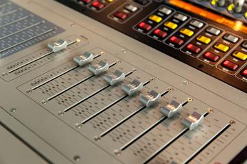 console sound engineer