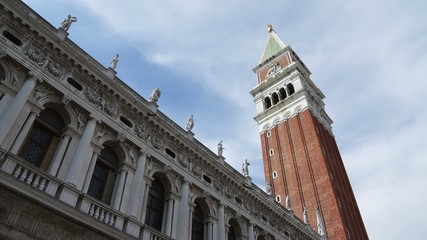 Views from around the ancient Coastal Italian city of Venice.