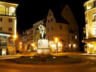 Füssen - Prinzregentenplatz