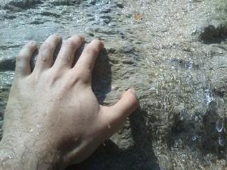 Escalando la roca 2