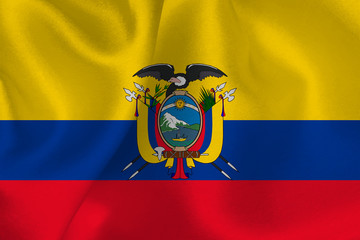 エクアドル  国旗 旗
