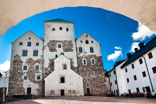 Foto op Aluminium Scandinavië Turku castle in Finland