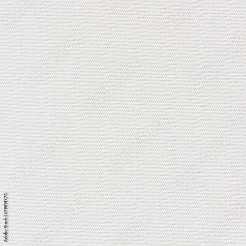 Tuinposter Stof white fabric texture for background