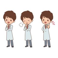 男性 ドクター